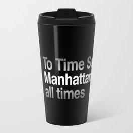 7 Subway NYC Travel Mug