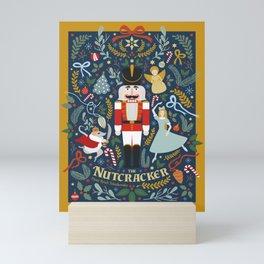 The Nutcracker Mini Art Print