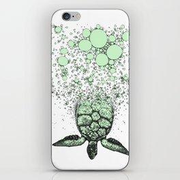 Into_The_Sea2 iPhone Skin