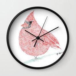 bird XI Wall Clock