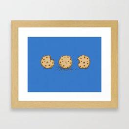 Cannibalism Framed Art Print