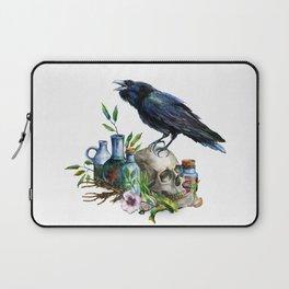 Raven Magick Laptop Sleeve
