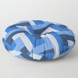 L Pentominoes Floor Pillow
