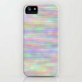 every color 089 iPhone Case