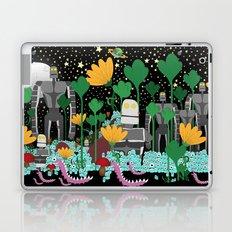 Alien Invasion Laptop & iPad Skin
