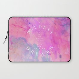 Wildest Dreams Laptop Sleeve