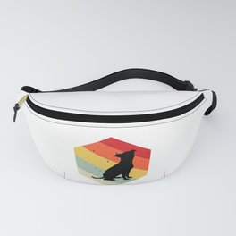 Toy Terrier product For Dog Lovers Cute Dog Fanny Pack