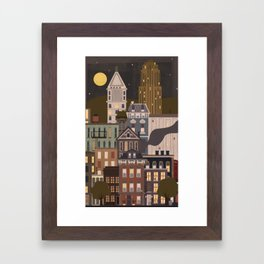 Cincinnati Amour (Carabello Edition) Framed Art Print