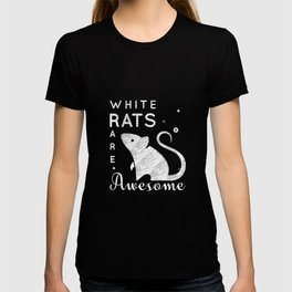 mouse mice rat advice cheese racing mouse T-shirt