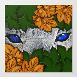 The Eyes Have it! Canvas Print