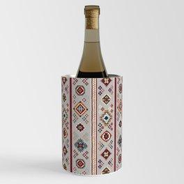 Caucasian Rugs(Stripe) - White Wine Chiller