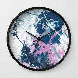 The Wandering Wall Clock
