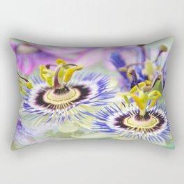Passionflower Rectangular Pillow