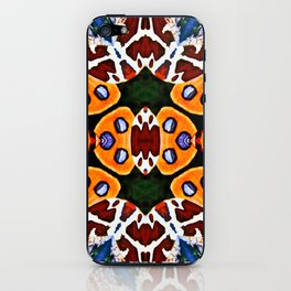 Butterfly series. iPhone Skin