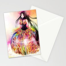 TO LEAVE OR TO STAY? Stationery Cards
