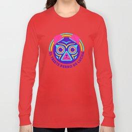 Luchadog Long Sleeve T-shirt