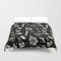 loll3 Duvet Covers featuring Magical Mystical  by lOll3