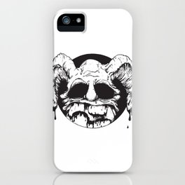 Desperophic iPhone Case
