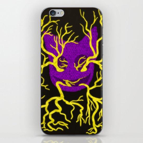 GhostKat Tree Eyes iPhone & iPod Skin