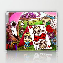 Lost in Wonderland Laptop & iPad Skin