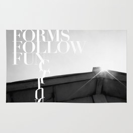 from follow fun Rug