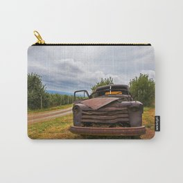 Old Chevy Truck Carry-All Pouch