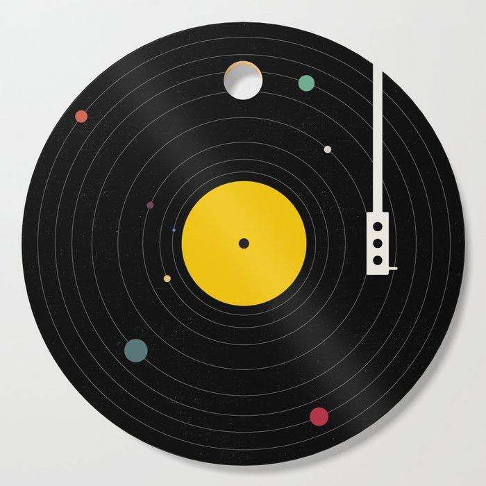 Music, Everywhere Cutting Board