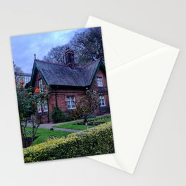Princes Street Gardens - Edinburgh Stationery Cards