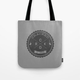 The Cracked Seal of Officialness Tote Bag