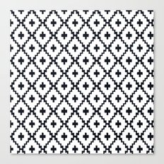 Southwest Diamond Canvas Print