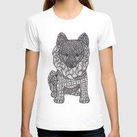 pomeranian T-shirts featuring My Precious Pomeranian by DiAnne Ferrer