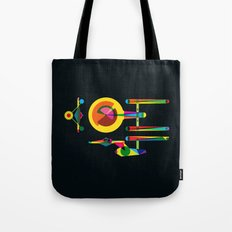 Enterprise Tote Bag