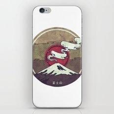 Fuji iPhone & iPod Skin