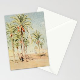 Tyndale, Walter (1855-1943) - Below the Cataracts 1907, The mosque at Aboukir Stationery Cards