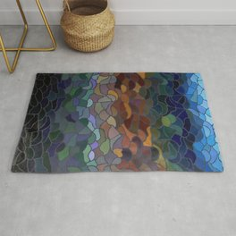 Stained Glass II Rug