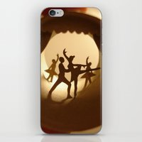 ballet iPhone & iPod Skins featuring Ballet by Anastassia Elias