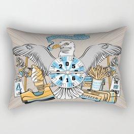 Summertime is a Gorgeous Lie Rectangular Pillow