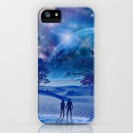 Starseed's Return iPhone Case