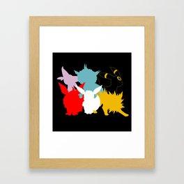 Evolutions Framed Art Print