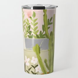 Playing For My Plants Travel Mug