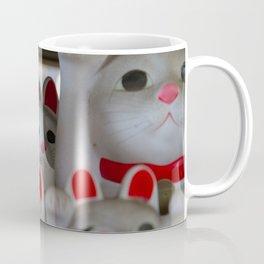 Maneki-neko Coffee Mug