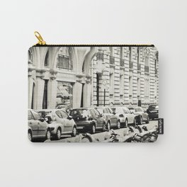 Parisian Street Carry-All Pouch