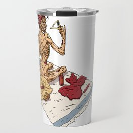 Pin up Zombie 03 Travel Mug