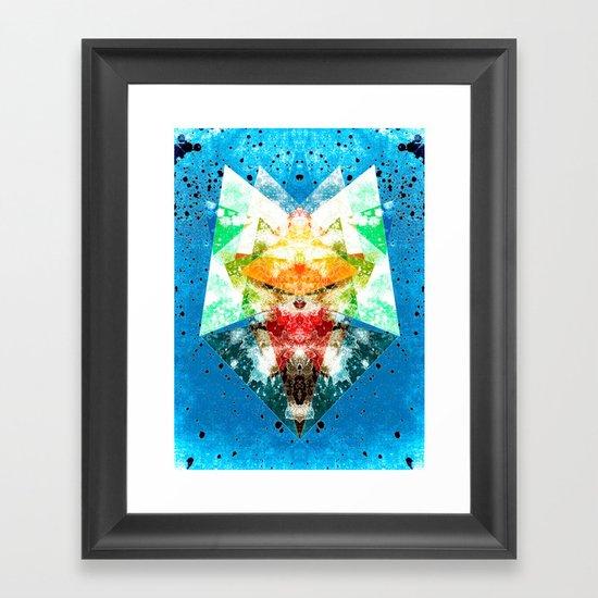 Baron Framed Art Print