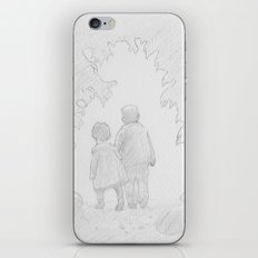 A Walk in Paradise  iPhone & iPod Skin