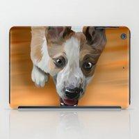 finn iPad Cases featuring Finn by Nojjesz