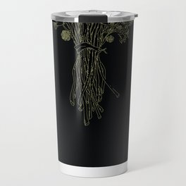 Sacred Flowers Travel Mug