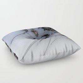 Fractal Floor Pillow