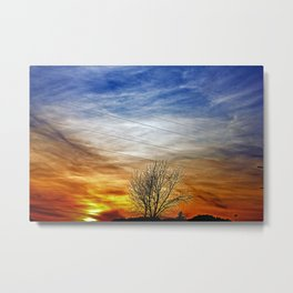 Sunset 3 Metal Print