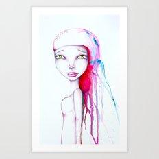 The Wind Spoke Art Print